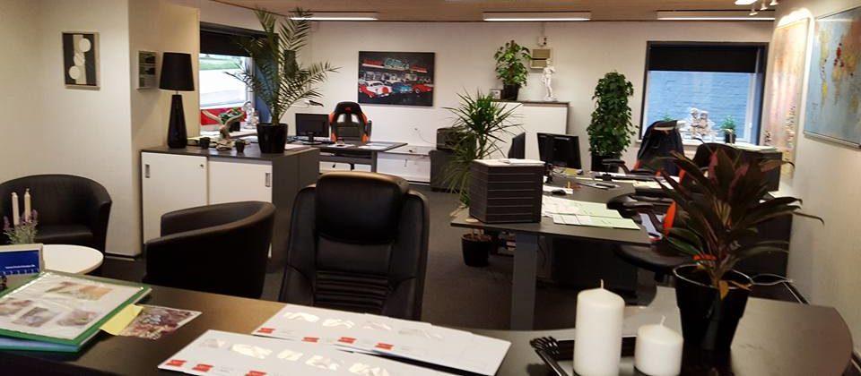 Vores flotte kontor - LM Service ApS